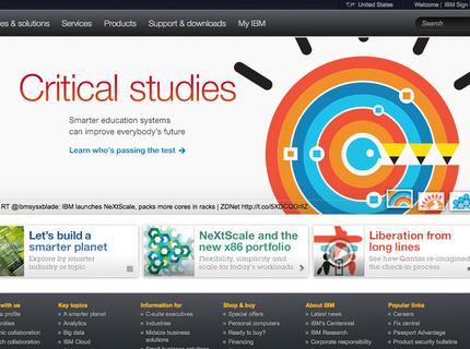 IBM Home Page ibm.com